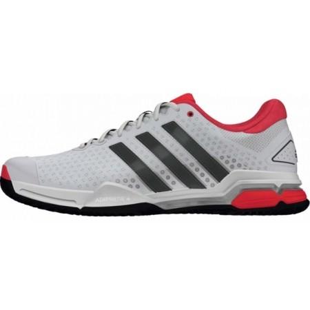 Pánská tenisová obuv - adidas BARRICADE TEAM 4 OMNI COURT - 1