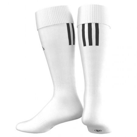 Jambiere de fotbal - adidas SANTOS 3-STRIPE - 6
