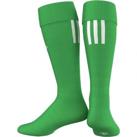 Jambiere de fotbal - adidas SANTOS 3-STRIPE - 10