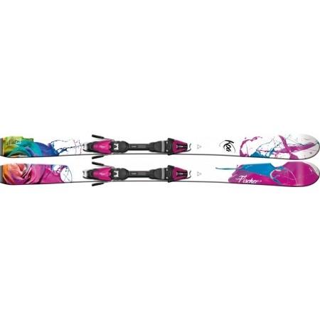 Dámské sjezdové lyže - Fischer KOA 73 RAIL + V9 RF - 2