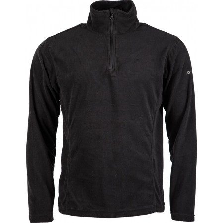 FANTO II BLACK FLEECE - Herren Sweatshirt - Hi-Tec FANTO II BLACK FLEECE - 1