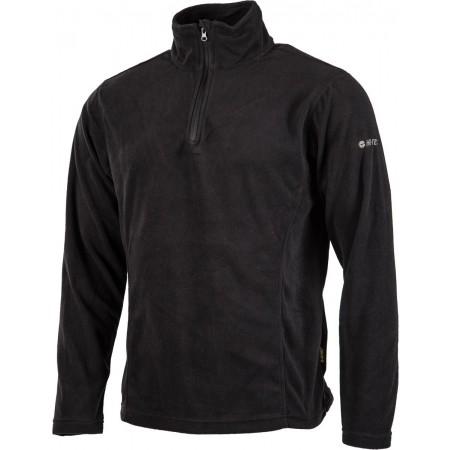 FANTO II BLACK FLEECE - Men's sweatshirt - Hi-Tec FANTO II BLACK FLEECE - 2