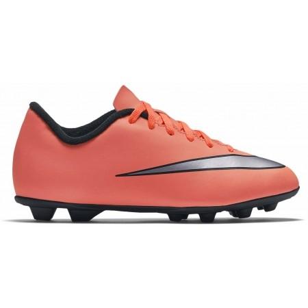 Chlapčenské kopačky - Nike JR MERCURIAL VORTEX II FG-R - 1 f878a0a455a