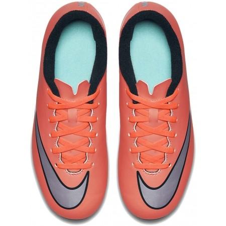 Chlapčenské kopačky - Nike JR MERCURIAL VORTEX II FG-R - 5 c07db015eee