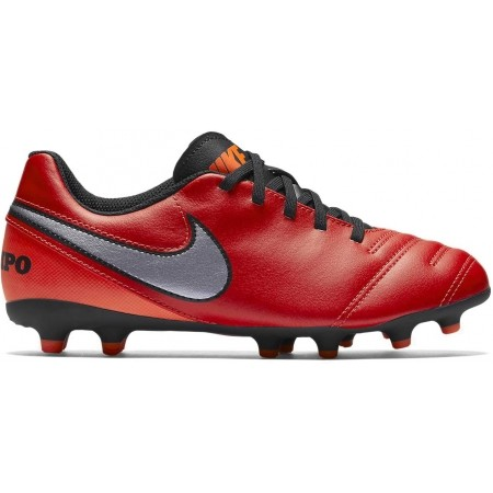 Kids  Firm-Ground Football Boot - Nike JR TIEMPO RIO III FG - 1 9dcf8f57316e0