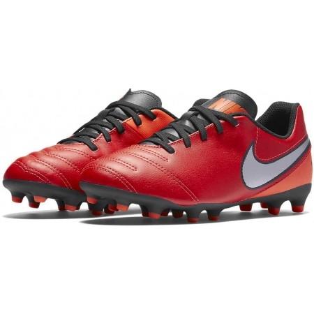 cbc34bfc1ff Kids  Firm-Ground Football Boot - Nike JR TIEMPO RIO III FG - 2