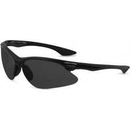 Arcore SLACK-U5B BLK/YELLOW SUNGLASSES -
