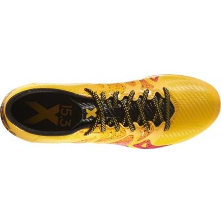 Мъжки футболни обувки adidas - adidas X 15.3 TF - 10