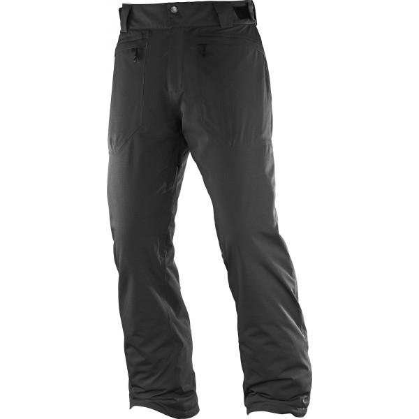 Salomon STORMSPOTTER PANT M čierna XL - Pánske nohavice