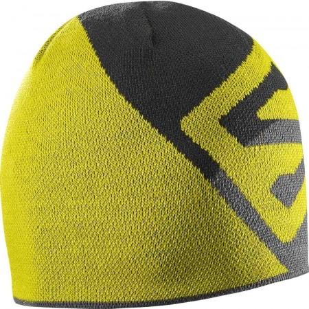 Zimní čepice - Salomon FLAT SPIN SHORT BEANIE - 1 c1a4987e86