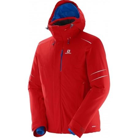 fa7b16767690 Men s ski jacket - Salomon ICESTORM JACKET M - 1