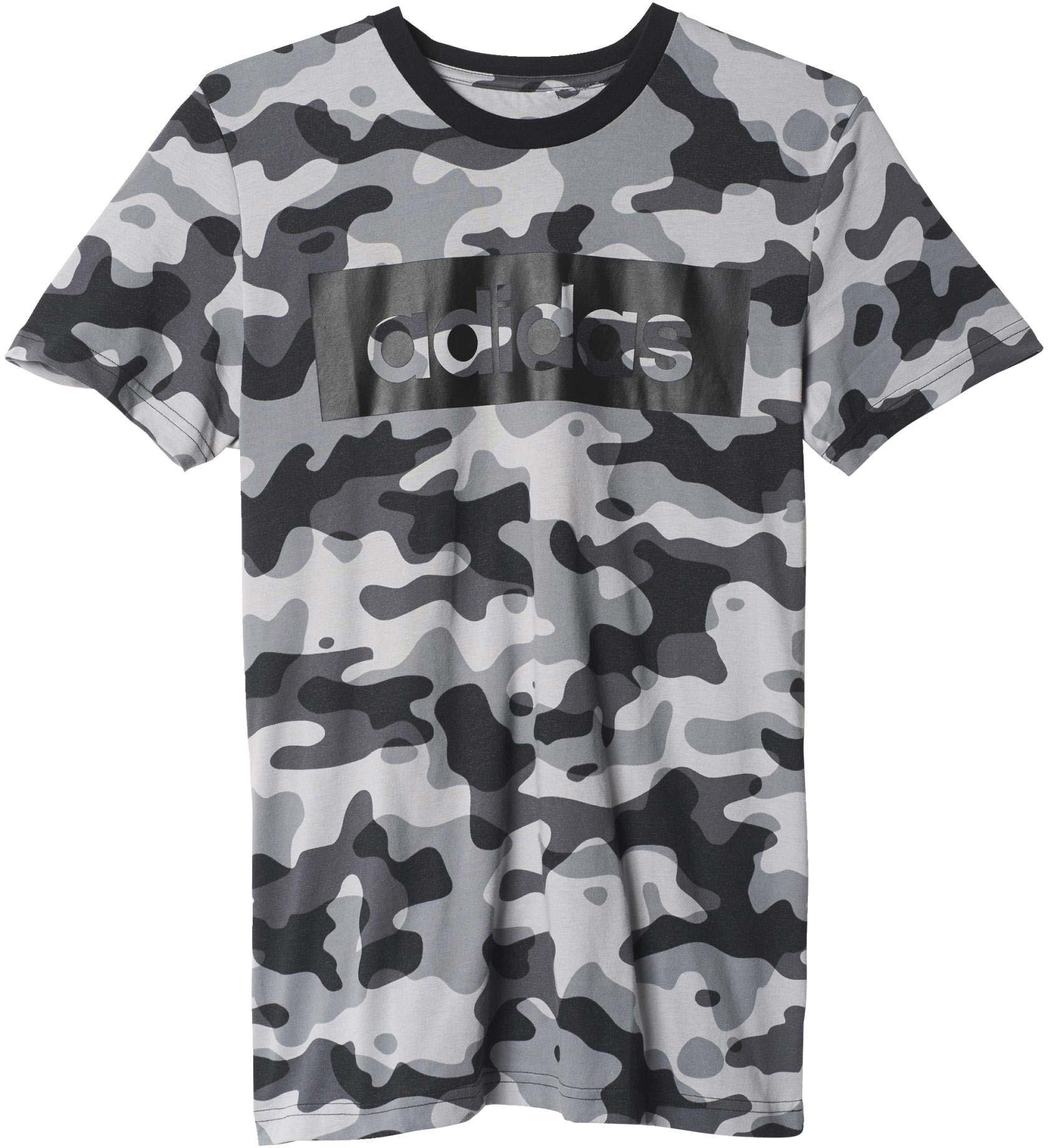 0e98328e1152cb adidas LIN TEE CAMO. Men s T-shirt
