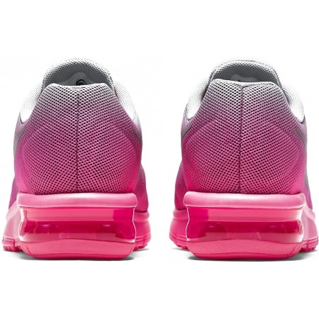 best loved 0ed10 544b2 Girls  Running Shoe - Nike AIR MAX SEQUENT (GS) - 6
