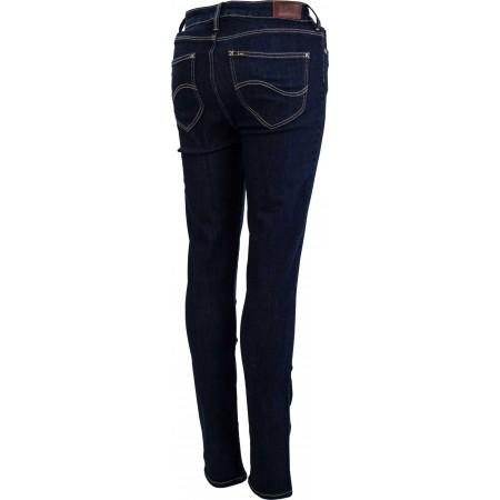Dámské skinny jeansy - Lee SKYLER SOLID BLUE - 3