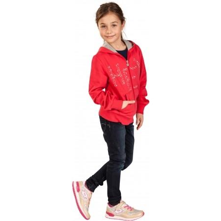 Detská voľnočasová obuv - Lotto RECORD VII NY CL SL - 4