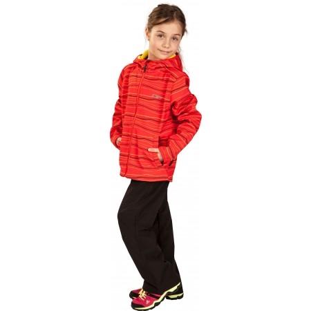 Dětská softshellová bunda - Alpine Pro ZUZI - 7