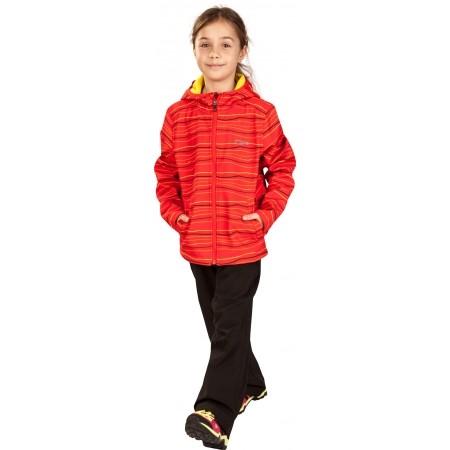 Dětská softshellová bunda - Alpine Pro ZUZI - 8