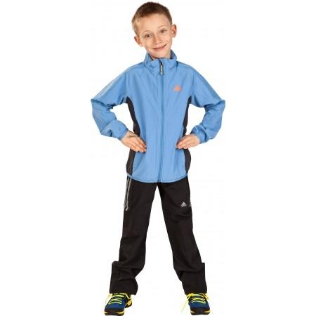 Chlapecká outdoorová bunda - adidas BOYS MIDSKY JACKET - 6