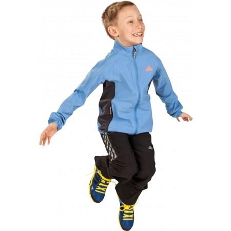 Chlapecká outdoorová bunda - adidas BOYS MIDSKY JACKET - 7