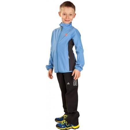 Chlapecká outdoorová bunda - adidas BOYS MIDSKY JACKET - 8