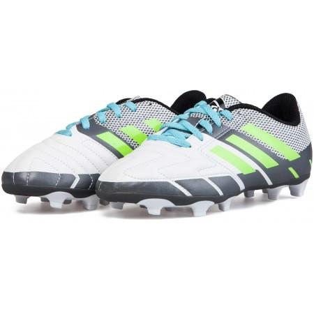 Ghete de fotbal copii - adidas NEORIDE III FG J - 4