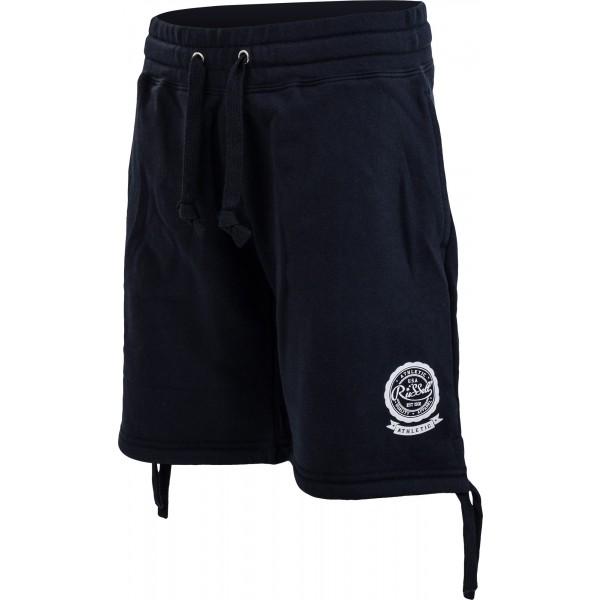 Russell Athletic ESSENTIALS SHORTS tmavě modrá S - Pánské šortky