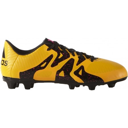 a7777285a Kids  football boots - adidas X 15.3 FG AG J - 1