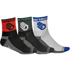 Sensor 3-PACK RUKA - Cycling socks