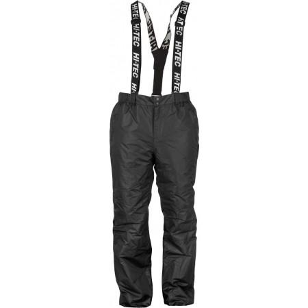 Dětské kalhoty - Hi-Tec GRAL SKI BASIC PANTS JNR