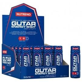 Nutrend GUTAR 20 X 60ML - Energetický nápoj