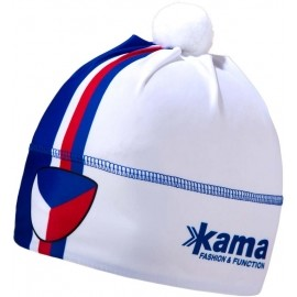 Kama AW57-107 LYCRA HAT TECHNICAL CZECH COLORS - Running hat
