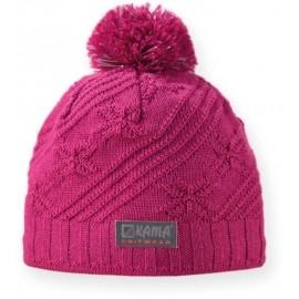 Kama B65-114 ČEPICE MERINO REFLEX - Детска плетена  шапка
