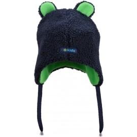 Kama B68-114 ČEPICE OUŠKA - Dětská fleecová čepice