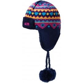 Kama K52-108 CĂCIULĂ MERINOS URECHI - Căciulă tricotată
