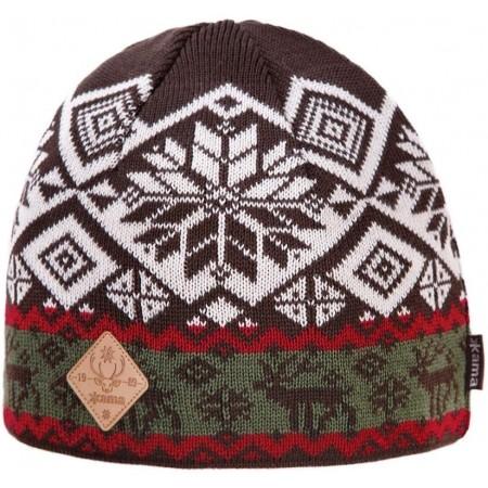 d3f65548a36 Knitted hat - Kama LA38-113 MERINO HUNT   FISH HAT