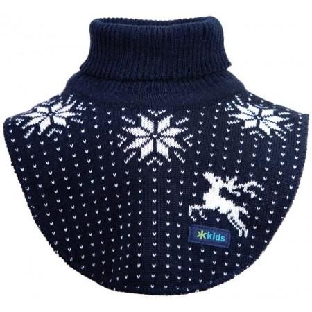 Dětský pletený nákrčník - Kama SB08-108 DĚTSKÝ NÁKRČNÍK MERINO 8dd7240ac7