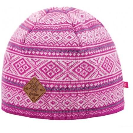 Căciulă tricotată - Kama A102-114 ČEPICE MERINO