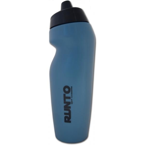 Runto PENGUIN LÁHEV PROTISKLUZ 625ML modrá  - Sportovní láhev