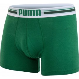 Puma PLACED LOGO BOXER 2P - Pánske boxerky