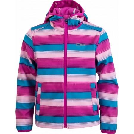 f1cf1b227ea Kids softshell jacket - Alpine Pro ZUZI - 1