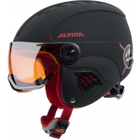 Alpina Sports CARAT LE VISOR HM - Junioren Skihelm