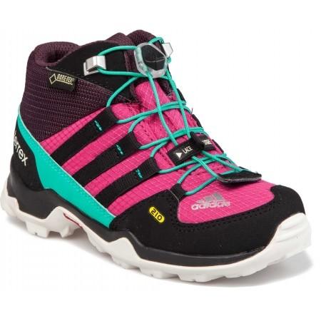 Dětská treková obuv - adidas TERREX MID GTX K - 1 c53dfbdab8b