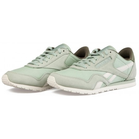 Дамски всекидневни  обувки - Reebok CL NYLON SLIM CORE - 16