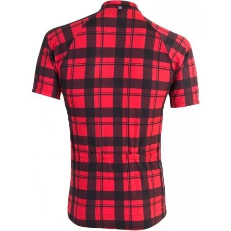 Men's cycling jersey - Sensor SQUARE M - 2