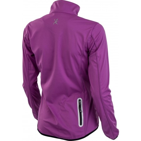 Dámská softshellová bunda - Klimatex LUCY - 3