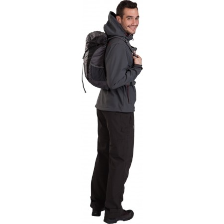 TRAMAN SOFTSHELL PANTS LIGHT - Herren Outdoor Softshellhose - Hi-Tec TRAMAN SOFTSHELL PANTS LIGHT - 9