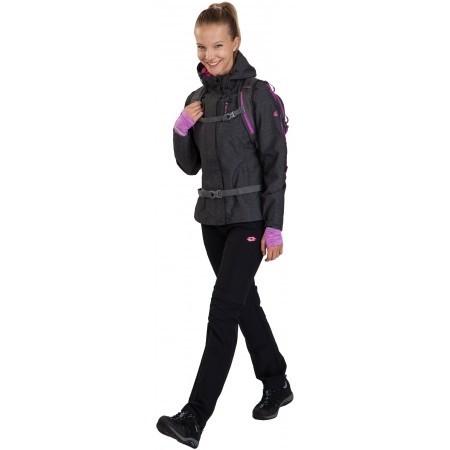 Buty trekkingowe damskie - Merrell ZEOLITE UNA GTX - 10