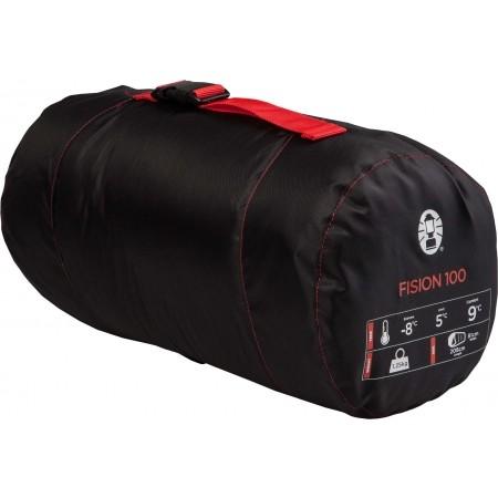 Sleeping bag - Coleman FISION 100 - 4