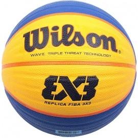 Wilson FIBA 3X3 REPLICA RBR - Basketbalový míč