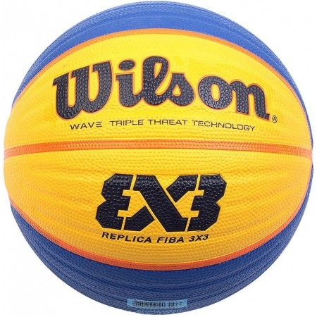 Basketball ball - Wilson FIBA 3X3 REPLICA RBR